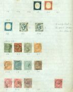Italy - 1862 - 1970, Nice Collection On Home Made Pages, Mostly Used W/some Mint