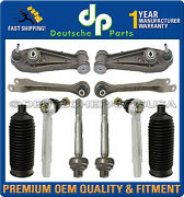 Porsche 911 997 Boxster 987 Control Arm Arms Ball Joint Tie Rod Rack Boot Kit 10