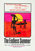 The Endless Summer - Movie Poster / Art Print Size 27 X 40