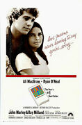 Love Story - Movie Poster / Print Size 27 X 40