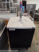 1 Single Door Keg Portable Direct Draw Draft Beer Insulated Ice Pack Cooler