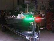 Boat Led Bow Lighting Red And Green Navigation Light Marine Led Bass Boat Kayak
