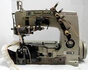 Union Special 57700r Coverstitch Metering Device Industrial Sewing Machine Head