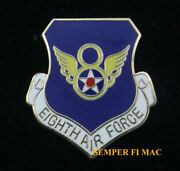 8th Air Force Afgsc Barksdale Afb Wwii Hat Pin Usstratcom Sac Westover Afb Wow
