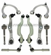 Mercedes W221 Abc S500 S400 Front Control Arm Ball Joint Tie Rod Suspension Kit
