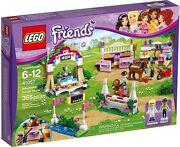 Lego Friends 41057 Heartlake Horse Show New In Box Sealed 41057