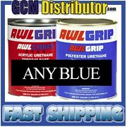 Awlgrip / Awlcraft. Boat Paint Brand New - Choose Any Blue Color Quart Size