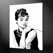 Audrey Hepburn Canvas Wall Art Pictures Prints Variety Of Sizes Free Uk Pandp