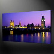 Parliament London Canvas Wall Art Pictures Prints Variety Of Sizes Free Uk Pandp