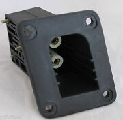 Ezgo Golf Cart 36v Powerwise Charger Receptacle Only Electric Golf Parts Generic