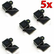 5x 8mp Back Rear Camera Replacement For Iphone 4s 4gs With Flash Lot B170