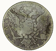 Russia 1763 Rouble Silver Coin