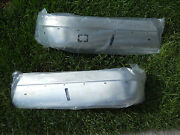 And03955-and03956 Chevy 2 Door Pass. Car Split Back Lower Seat Clamshells New