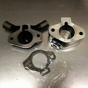 Thermostat Housing And Cover Mercruiser Gm 260 Mie Closed Cooling Glm Oe 55131a5