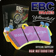 Ebc Yellowstuff Front Pads Dp4003r For Caterham C21 1.6 96-2000