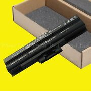 Notebook Battery For Sony Vaio Vgn-fw340j/h Vgn-fw463j/b Vgn-nw120j/s Vpcf115fm