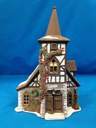 Dept 56 Dickensand039 Village Series Old Michaelchurch 5562-0 New In Box Free Ship