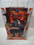 Transformers 20th Anniversary Masterpiece Optimus Prime And Skywarp Mint-in-box G1