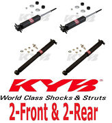 Chevrolet Chevelle 68-73 Front + Rear Kyb Shock Absorbers Suspension Kit