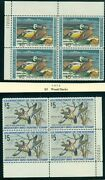 United States Duck Stamp Collection - 1973-2008 Rw40-75 Scott 3690.00