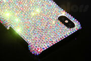 Handmade Bling Diamond Case Ab Crystal Cover For Iphone 6s 7 8 Puls X Xr Xs Max