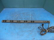Homaco Mountable Power Strip W/ 10 Outlets Mn Ps-39-20a-10s No Mount Included