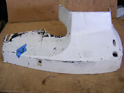 Johnson Evinrude 185-200-225 Hp White Lower Engine Cover 432783 334724 Outboard