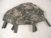 Us Army Acu Digital Camouflage Ach Or Mich Helmet Cover - Large/x-large