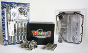 Wood Performance Knight Prowler Tw-555 Cam Tappet Installation Package Kit 07-17