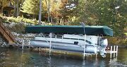 Replacement Canopy Boat Lift Cover Shoremaster 27 X 108