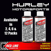 Red Line Complete Fuel System Cleaner For Motorcycles - 4 Oz - 6 Pack - 60102