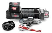Warn 47801 Universal 9.5xp-s Self-recovery Winch 9500lb W/ 100ft Rope