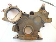 Vintage Diesel Engine Front Gear Timing Cover New Nos Antique