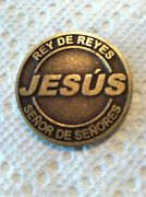 Spanish Jesus Coin - Lot Of 2000 Coins @ .60 Each