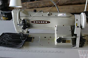 Consew 255rb New Walking Foot Machine Industrial Sewing Machine Knocked Down