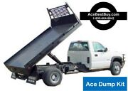 Dump Bed Hoist Kit E. Make Your Truck Dump 8 To 14 Foot Beds Up To 15 Tons