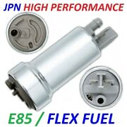 Genuine Jpn 450lph E85 In-tank High Performance Fuel Pump Only Multi Fit