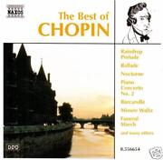 Chopin - The Best Of Chopin 1810 - 1849 - Cd