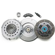 South Bend 425hp Upgraded Organic Clutch For 1999-2003 Ford 7.3l Powerstroke Zf6