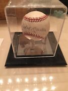 Collectible Rare Authentic Signed Mickey Mantle Baseball