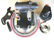 66 67 68 69 70 71 72 73 74 75 76 Ford F-200 F-250 F-350 4wd Truck Power Steering