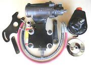 65 67 68 69 70 71 72 73 74 75 76 Ford F-250 F-350 4wd Truck Power Steering Kit