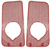 41272 Fits New Holland Grill Fordson Super Major C/w Holes - Pair - Pack Of 1