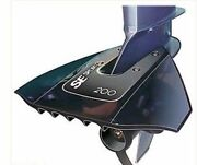 Se Sport Se200 Black Hydrofoil For 8 To 40hp Stabilizer Outboard Lower Unit Boat
