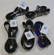 Buckle-down Pet Product Dog Leash New With Tag, Made In Usa, Colorful