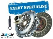 Exedy Clutch Kit For Mazda T4100 Ford Trader 6 Cyl 4.1l Eng Code Zb