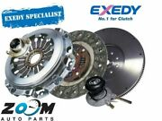Exedy Clutch Kit For Ford Mondeo 2.0l Duratech Dohc Inc Solid Flywheel And Slave