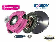 Exedy Clutch Kit Heavy Duty For Ford Mondeo 2.0l Duratech Inc Flywheel And Slave