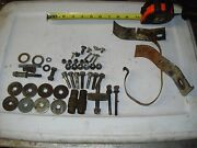 1970 Arctic Cat Panther 399 Kohler Misc Nuts Bolts Washers Hardware