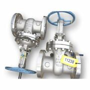 Oic Newman 6andquot Gate Valve - Stainless Steel Figure Number S301-g